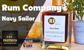 Navy Sailor Rum (Rum Company) 48,5% | Rum-Info & Tasting 🥃 Rum wie von der British Royal Navy!