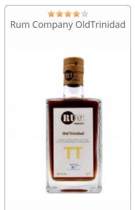 Rum Company Old Trinidad