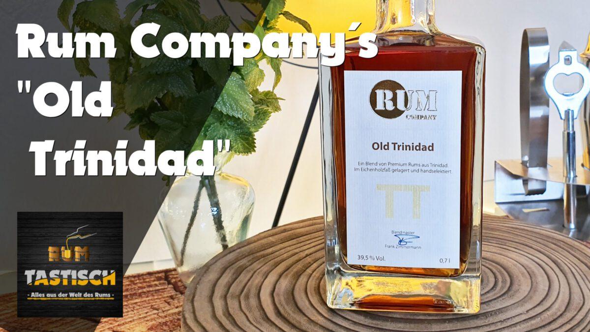 Read more about the article Old Trinidad (Rum Company) | Rum-Tasting 🥃 Das Beste aus Trinidad