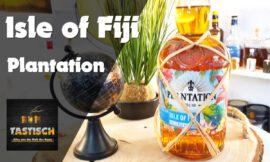 Isle of Fiji – Plantation 40% | Rum-Info & Tasting 🥃 Der Süße, Holzige