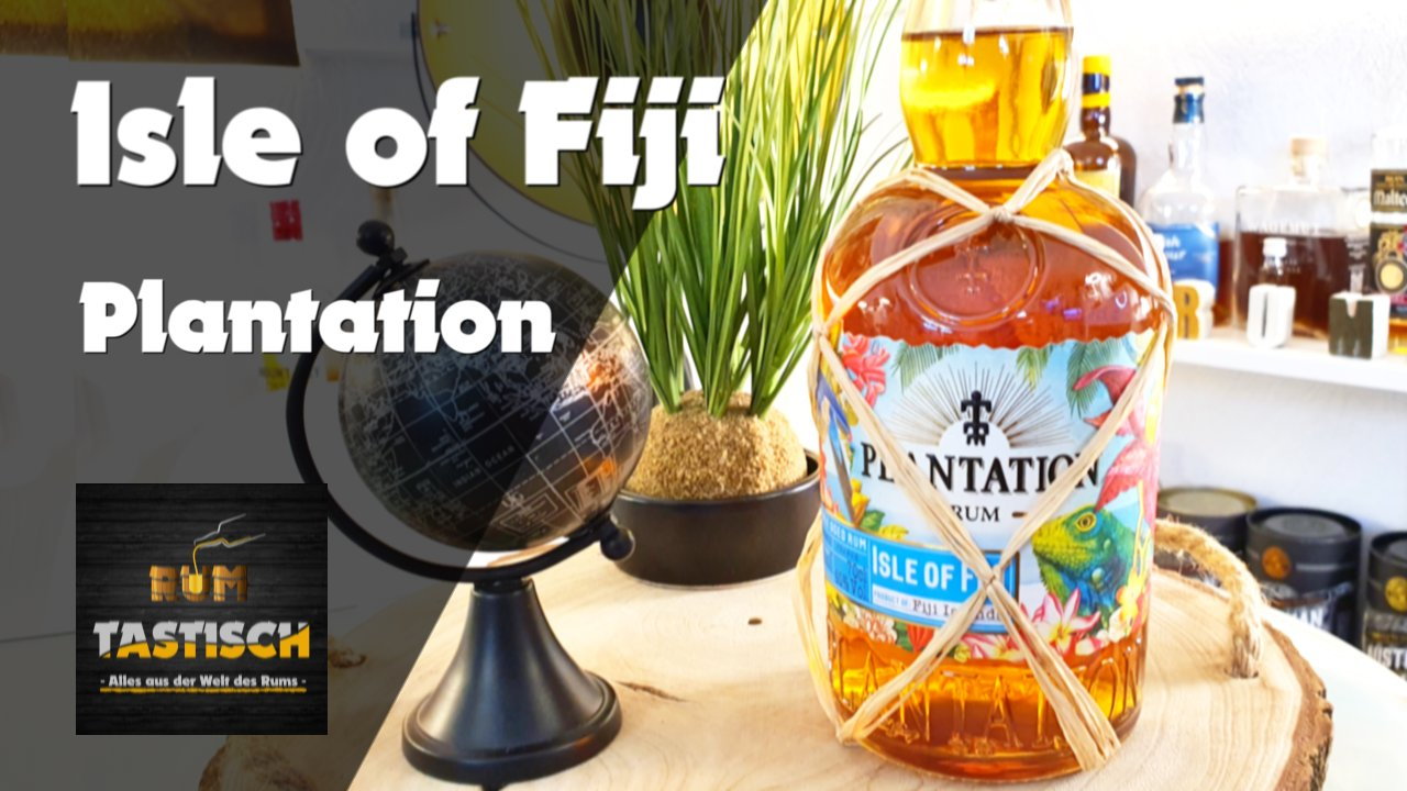 Read more about the article Isle of Fiji – Plantation 40% | Rum-Info & Tasting 🥃 Der Süße, Holzige
