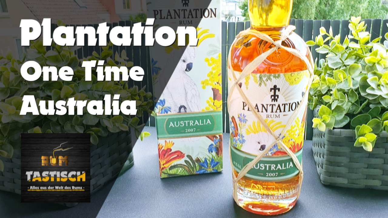 Read more about the article Plantation One Time: Australia 2007 – Limited Edition 49,3% | Rum-Infos & Tasting 🥃