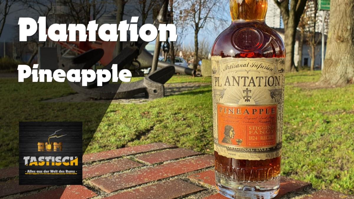 Read more about the article Plantation Pineapple – Stiggins Fancy 40% | Rum-Infos & Tasting 🥃 Beste Zutaten für einen Mix-Rum! 🔊