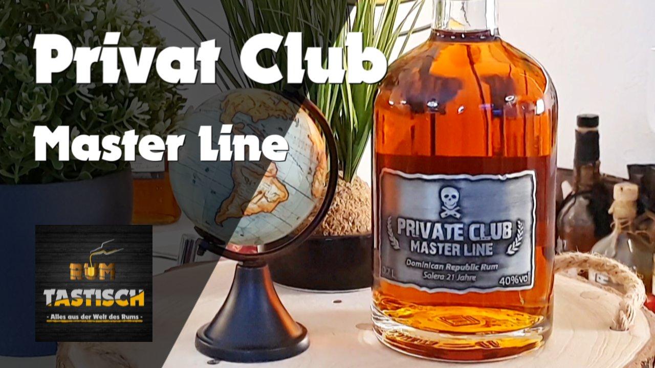Private Club – Master Line | Rum-Info & Tasting 🥃 Ein Rum der Black Work Pirates Hude