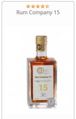 Rum Company 15