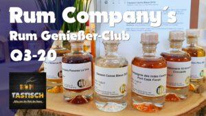 Rum Company Rum Genießer-Club 03-20