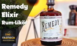 Remedy Elixir Rum-Likör | Rum-Tasting 🥃 Der Remedy – ein Allheilmittel? 😉 (Vlog)