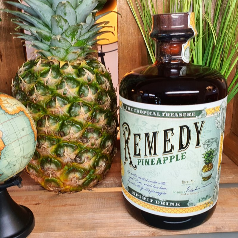 Remedy Pineapple