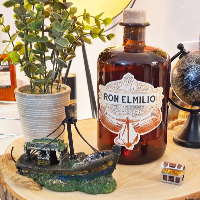 Ron Elmilio
