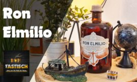 Ron Elmilio | Rum-Info & Tasting 🥃 Selected Blended Premium Rum – Verschollen auf See…