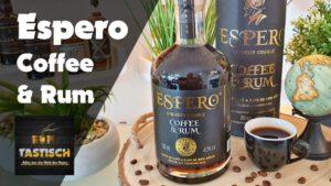 Ron Espero Liqueur Creole Coffe & Rum