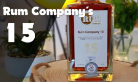 Rum Company 15 | Rum-Tasting 🥃 GARANTIERT 15 Jahre alter karibischer Rum (Vlog)