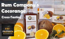 Cocorange (Rum Company) | Rum-Tasting 🥃 inkl. großem Schoko-& Kuchen-Cross-Tasting