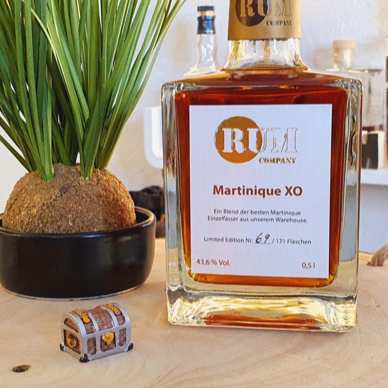 Rum Company - Martinique XO 2