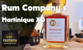 Martinique XO (Rum Company) 43,6% | Rum-Info & Tasting 🥃 Feinster Rhum Agricole