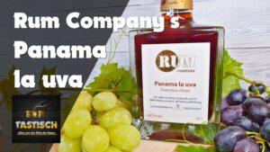 Rum Company Panama la uva