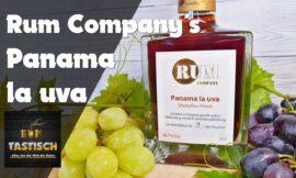 Panama la uva (Rum Company) 48,7% | Rum-Tasting 🥃 23 Jahre – Limitiert – Mit Sherryfass Finish!