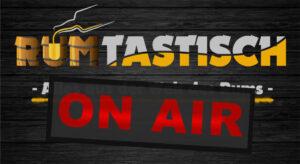 Rumtastisch - Logo live on air