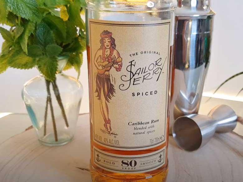 Sailor Jeryy Rum