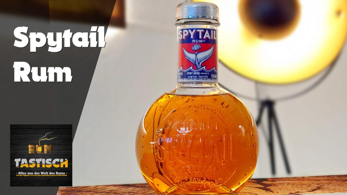You are currently viewing Spytail Rum 40% | Rum-Tasting 🥃 Inspiriert durch Frankreichs U-Boote und Jules Verne