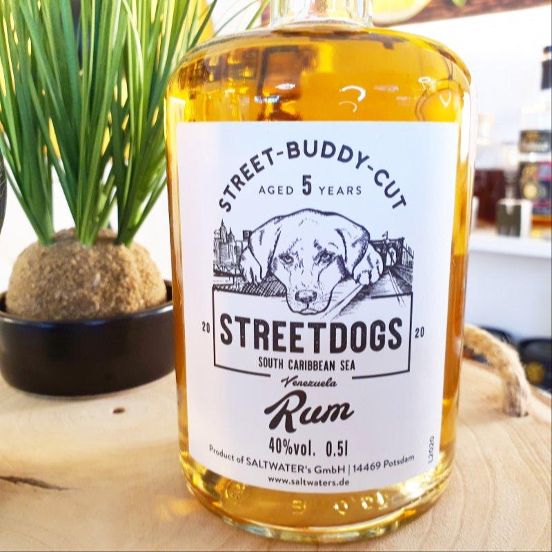Street Dog Rum