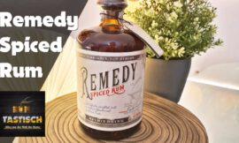 Remedy Spiced Rum 41,5% | Rum-Tasting 🥃 Dieser Rum sollte apothekenpflichtig sein! 😄