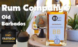 "Old Barbados (Rum Company) 40% | Rum-Tasting 🥃 ""Wie ein Kurzurlaub auf Barbardos"""