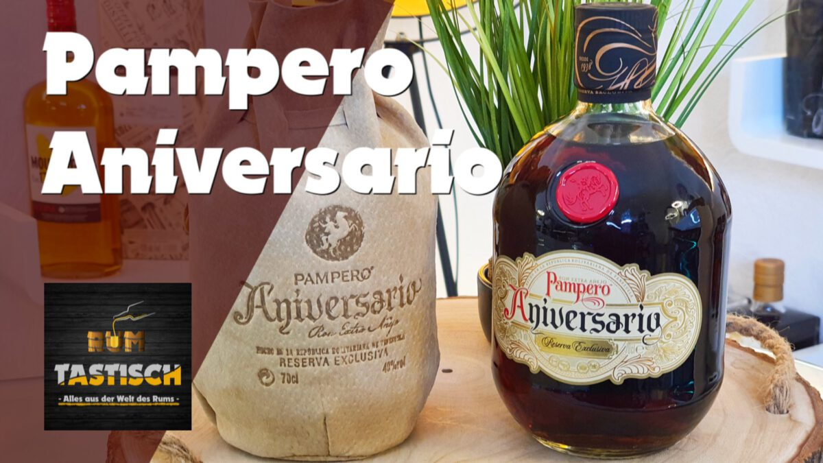 Read more about the article Pampero Aniversario Rum Reserva Exclusiva 40% | Rum-Tasting 🥃 #KommRum mit Jens 🔊