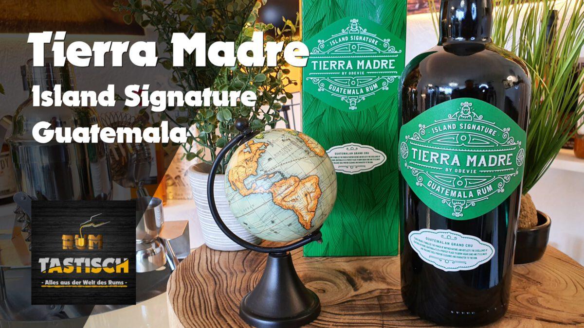 Read more about the article Island Signature Tierra Madre Guatemala Rum 40% | Rum-Tasting 🥃 Eine Rum-Weltreise 🔊