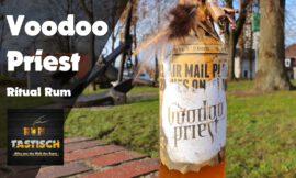"Voodoo Priest – Ritual Rum | Rum-Tasting 🥃 ""The World's only Ritual Rum"""