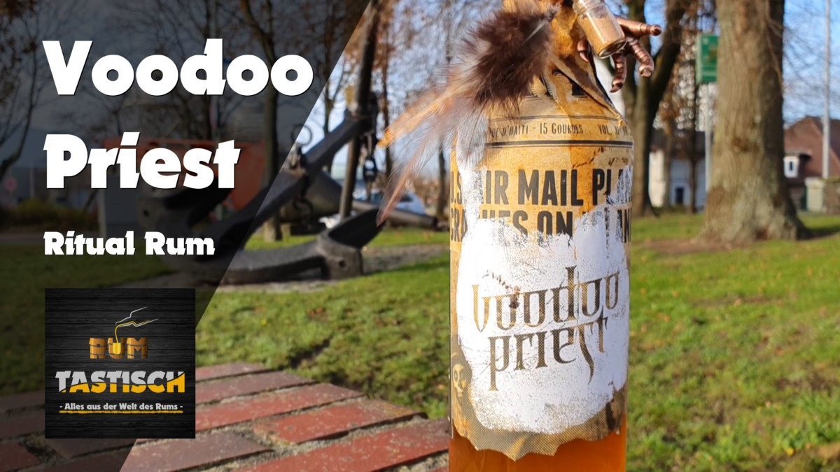 """Read more about the article Voodoo Priest – Ritual Rum 47% 