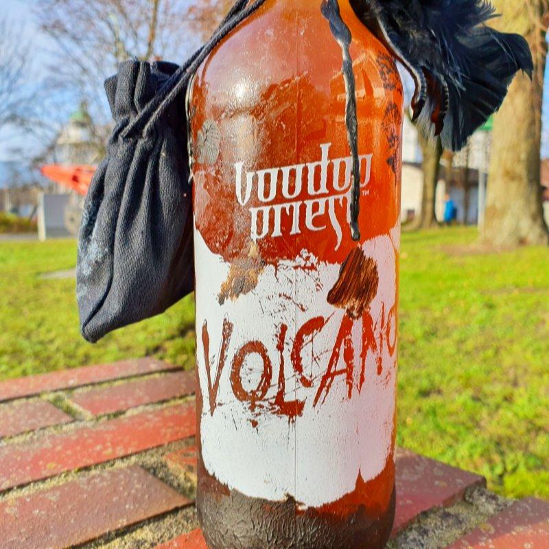 Voodoo Priest Volcano