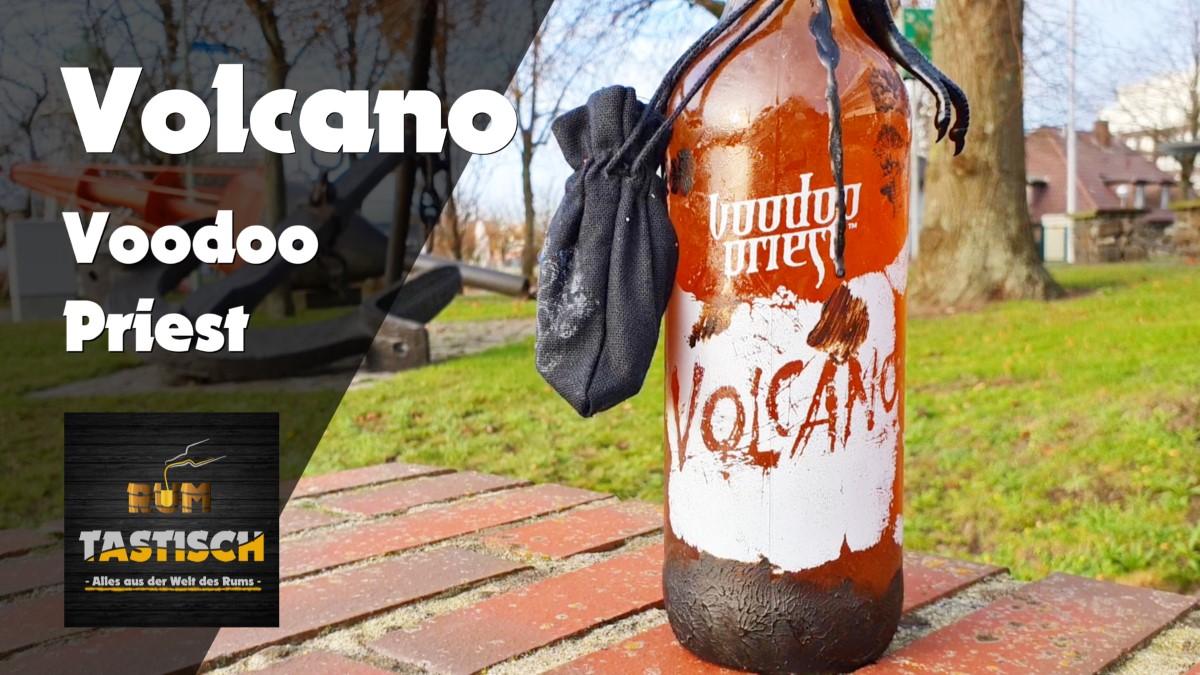 Read more about the article Voodoo Priest Volcano – Glut-Rum 47% | Rum-Tasting 🥃 Die Rache des Voodoo Priesters