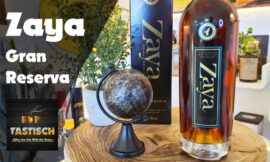 Zaya Gran Reserva | Rum-Tasting 🥃 Der süße Umzügler