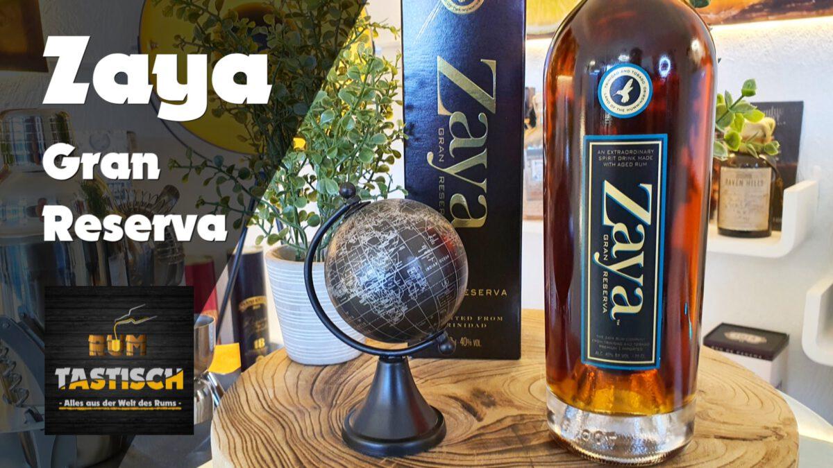 You are currently viewing Zaya Gran Reserva 40% | Rum-Tasting 🥃 Der süße Umzügler