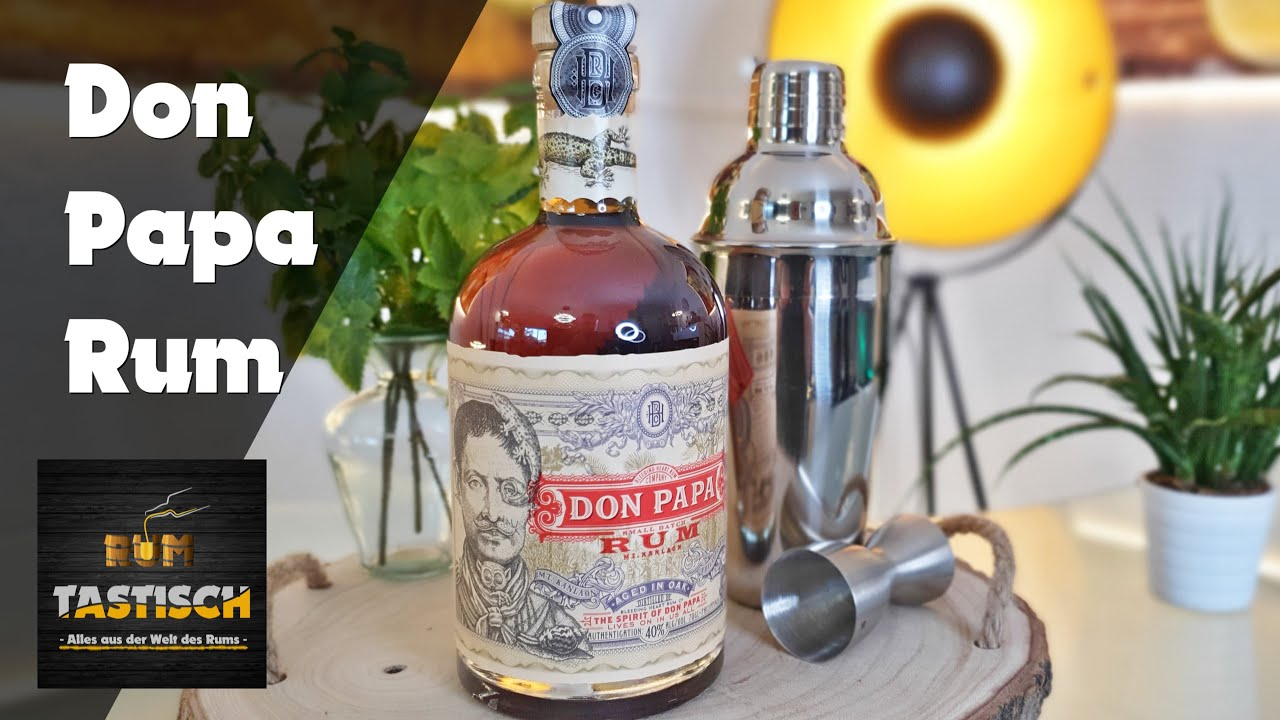 "Read more about the article Don Papa 40% | Rum-Tasting 🥃 ""Die Philippinen erobern die Welt des Premium-Rums!"""